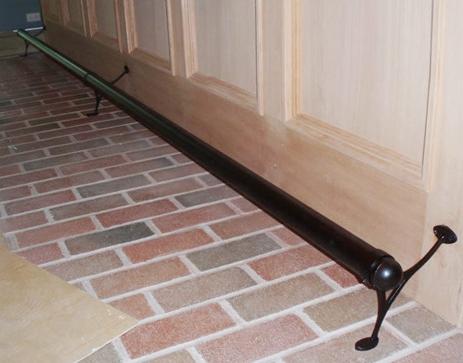 Oil Rubbed Bronze With 101 Brackets