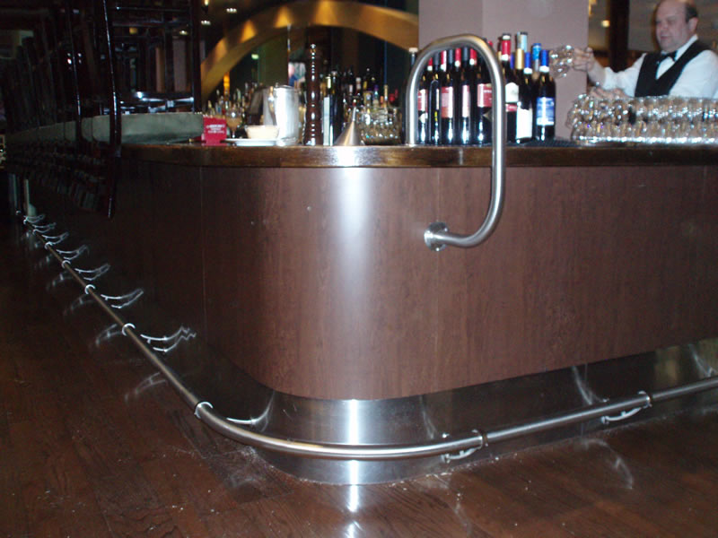 Model 102 bar brackets