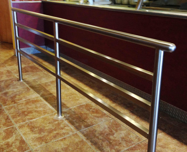 Cabo Fresh railing