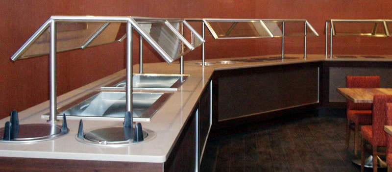 Marriott Hotel - Satin Stainless Steel