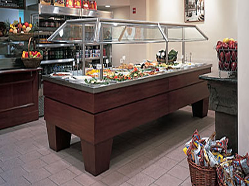 4-Sided Salad Bar - 2