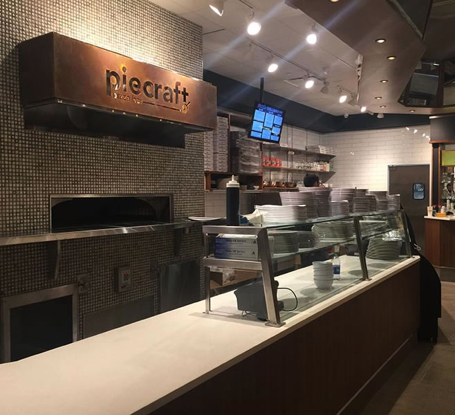 Piecraft Pizza Bar