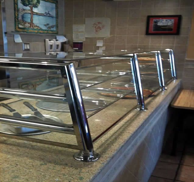 Pizzeria - Polished Stainless Steel