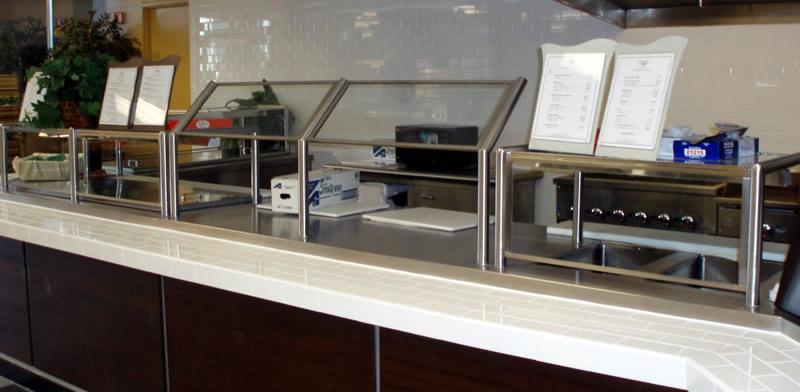 Hospital Cafeteria - 1 1/2