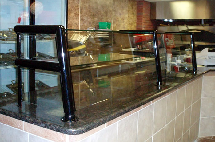 Deli - Black Powder Coated