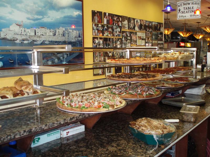 Anthony's Pizzeria - 1 1/2