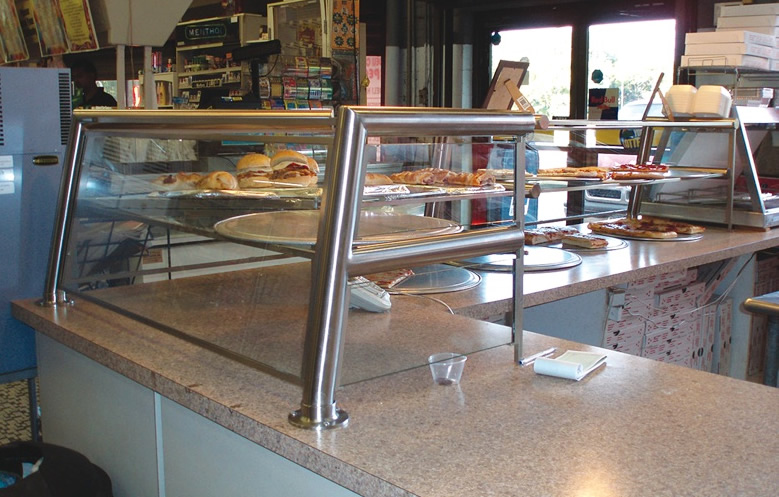 Deli - Satin Stainless Steel