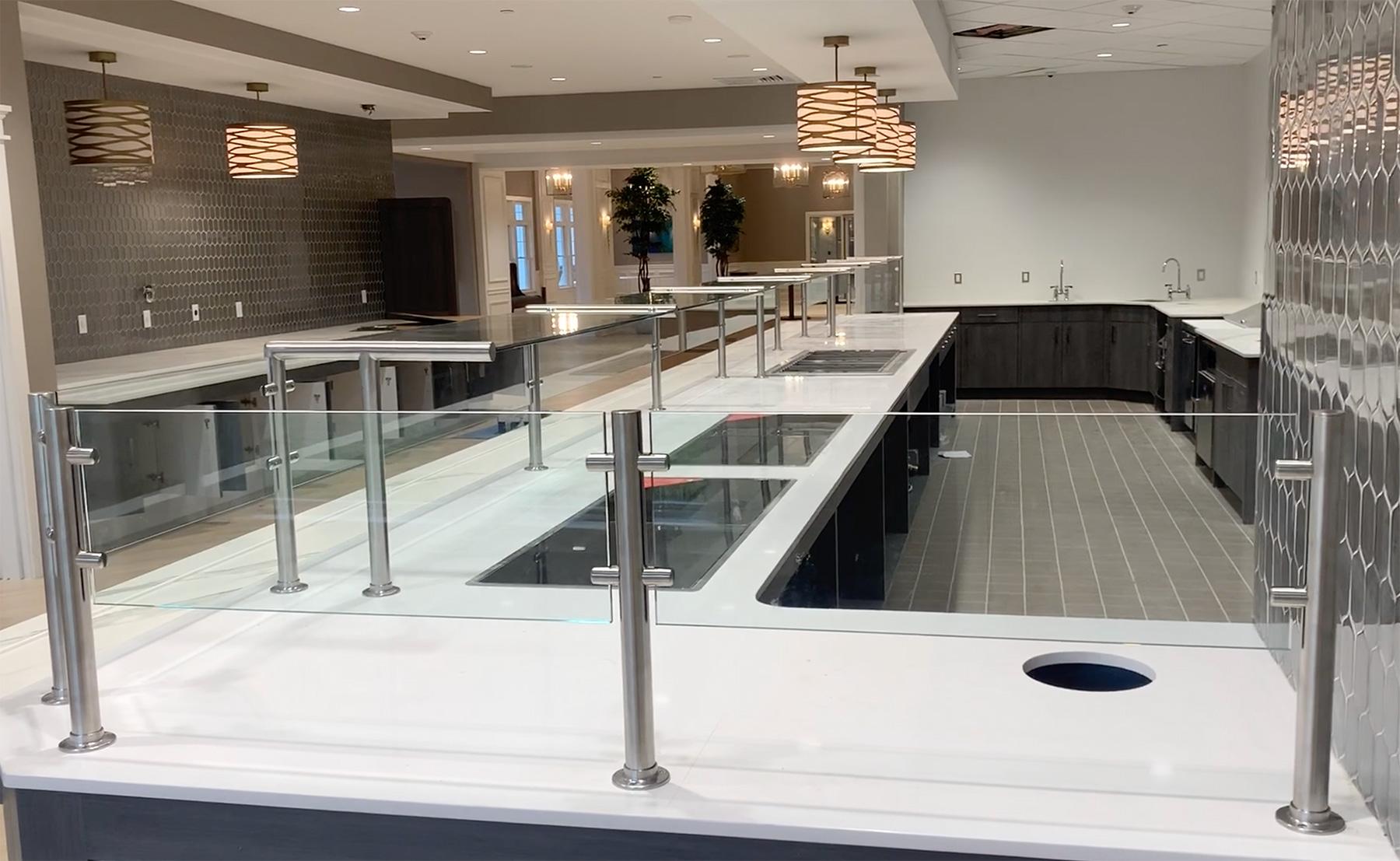 Satin Stainless Steel | Wellbridge Addiction Treatment Center - Calverton, NY