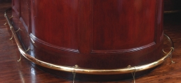 Bar Foot Rails Custom Design Quotes