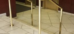 Stair & Divider Rails Galleries