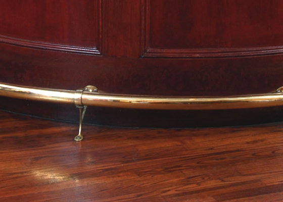 Bar Foot Rails
