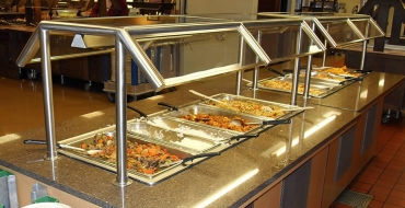 Self-Service Food Shields - ESP Metal Products & Crafts