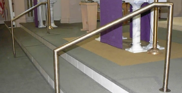Stair Rails - ESP Metal Products & Crafts