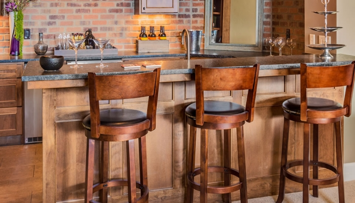 Building the Ultimate Home Bar - ESP Metal Products & Crafts