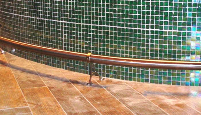 How to Measure a Bar For a Curved Foot Rail - ESP Metal Products & Crafts