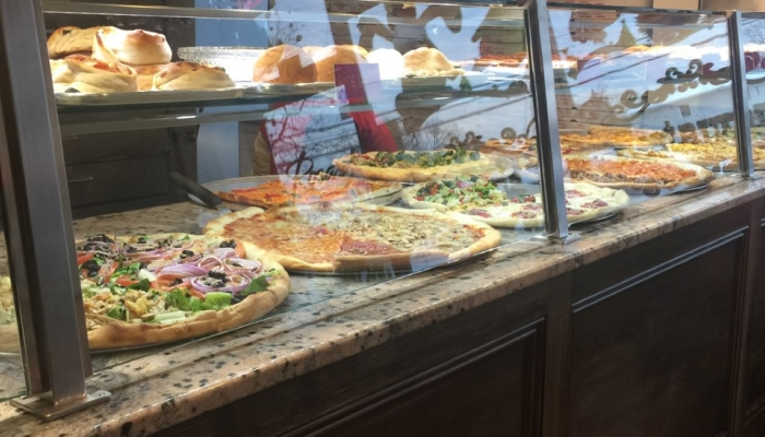 Pizza Display Options For Pizzerias - ESP Metal Products & Crafts