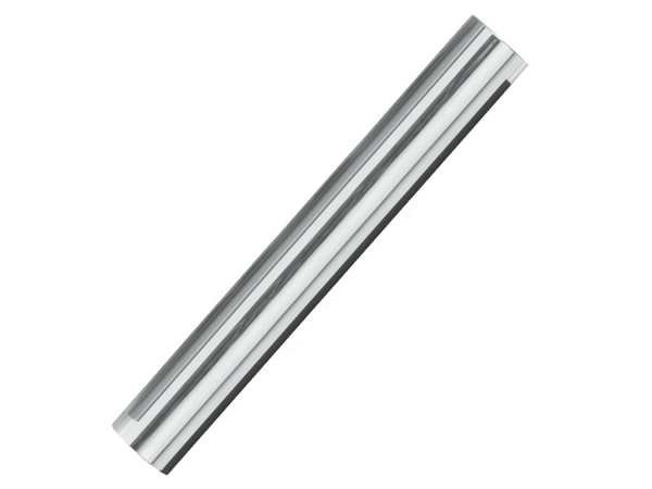 Polished Stainless Steel Foot Rail Tubing - ESP Metal Products & Crafts