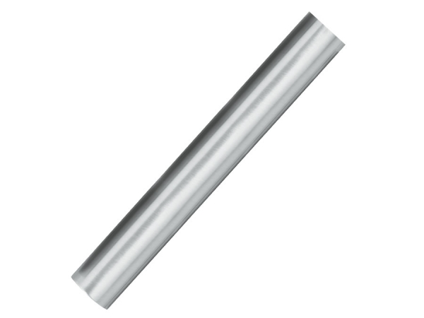 Satin Stainless Steel Bar Foot Rail Tubing - ESP Metal Products & Crafts